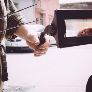 """Il forno """"mobile"""" di Carmelo Chiaramonte"""